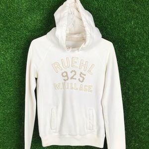 Ruehl 925 Pullover Hoodie Sweatshirt